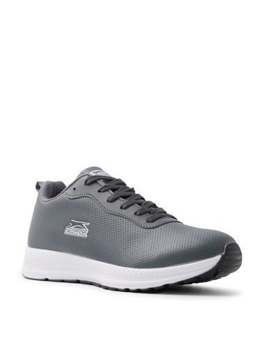 Slazenger Slazenger MARC I Koşu & Yürüyüş Erkek Ayakkabı  Gri
